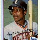 1982 Topps 39 Lou Whitaker