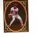 1984 Topps Stickers 196 Lou Whitaker FOIL