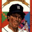1990 Donruss 16 Lou Whitaker DK