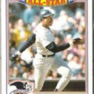 1989 Topps Glossy All-Stars 8 Dave Winfield