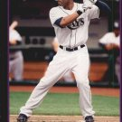 2009 O-Pee-Chee Black 96 Carl Crawford