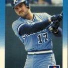 1987 Fleer 519 Glenn Hubbard
