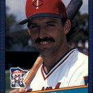 1986 Donruss 314 Gary Gaetti