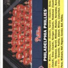 2005 Topps Heritage 72 Philadelphia Phillies TC