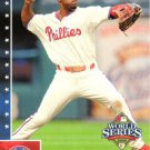 2008 Phillies Upper Deck World Series Champions PP1 Jimmy Rollins