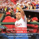 2008 Phillies Upper Deck World Series Champions PP41 Shane Victorino MM