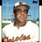 1986 Topps Traded 13T Juan Bonilla