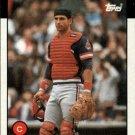 1986 Topps 594 Chris Bando