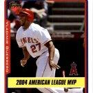 2005 Topps 715 Vladimir Guerrero MVP