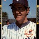 1987 Donruss 128 Dave Righetti