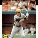 1986 Topps 589 Sid Bream