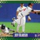 1995 Score 440 Jeff Blauser