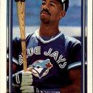 1992 Topps 121 Derek Bell