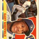 1990 Topps Big 163 Gary Sheffield