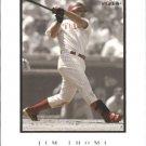 2004 Fleer InScribed 54 Jim Thome