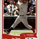 2004 Fleer Tradition 284 Jim Thome