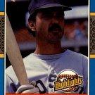 1987 Donruss Highlights #33 Dwight Evans