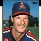 1986 Topps Traded 16T Rick Burleson