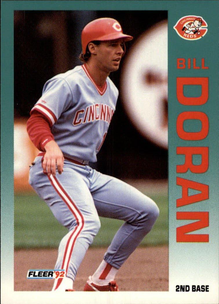 1992 Fleer 405 Bill Doran