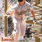 2000 Revolution 102 Jason Giambi