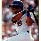 1992 Donruss 393 Juan Gonzalez