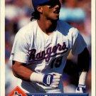 1993 Donruss 555 Juan Gonzalez