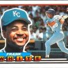 1989 Topps Big 200 Frank White