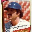 1980 Topps 51 Joe Ferguson DP