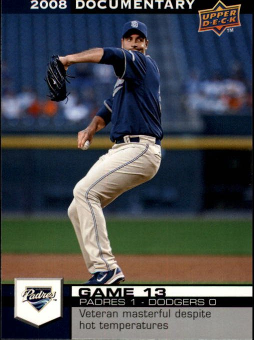 2008 Upper Deck Documentary #523 Chris Young