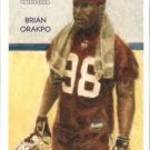 2009 Topps National Chicle Mini #14 Brian Orakpo
