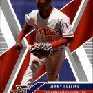 2008 Upper Deck X 75 Jimmy Rollins
