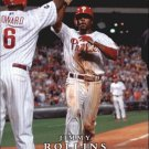 2008 Upper Deck First Edition #435 Jimmy Rollins