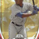 2013 Bowman Platinum Gold #15 Carl Crawford