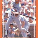1988 Score Traded 10 Kirk Gibson