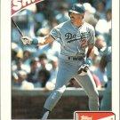 1989 Bazooka 10 Kirk Gibson
