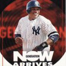 2007 Topps Generation Now Vintage GNV34 Robinson Cano