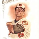 2014 Topps Allen and Ginter 342 Chris Davis SP