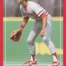 1988 Score 297B Terry Francona COR