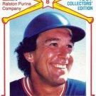 1987 Ralston Purina 9 Gary Carter