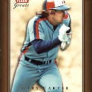 2004 Greats of the Game 139 Gary Carter