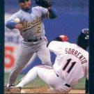 1992 Leaf Black Gold 475 William Suero