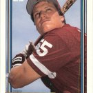 1992 Topps Gold 258 Jim Lindeman