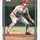 1992 Topps Gold 557 Dickie Thon