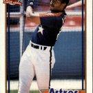 1991 Topps 331 Eric Anthony