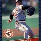 1986 Donruss 514 Tippy Martinez