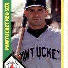 1990 Pawtucket Red Sox CMC 18 Jim Pankovits
