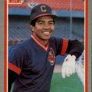 1985 Fleer 439 Tony Bernazard