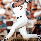 1995 Pinnacle 31 Billy Ashley