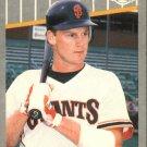 1989 Fleer 346 Matt Williams