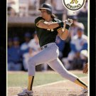 1989 Donruss Baseball's Best 57 Jose Canseco